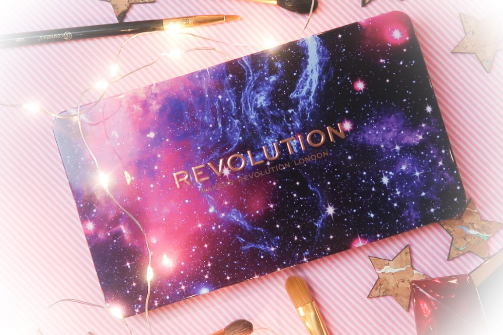 Makeup Revolution | Galaxy palette | Forever Flawless Constellation