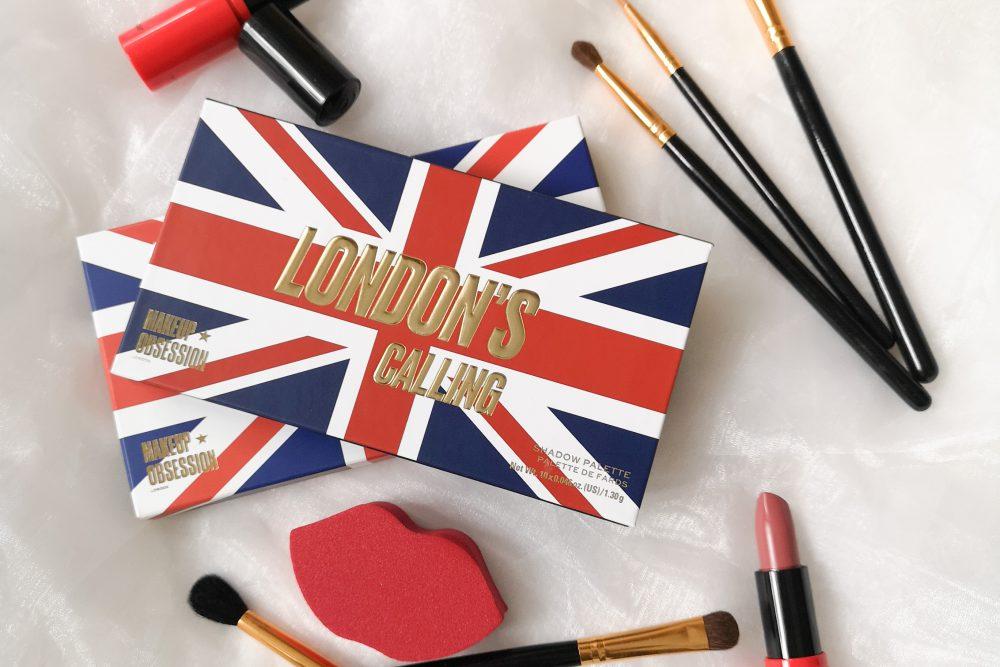 Makeup obsession | Mooie herinneringen aan London