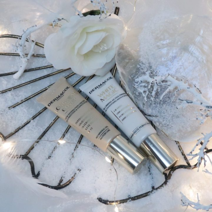 White magic & Longwear cover getest van Dermacol