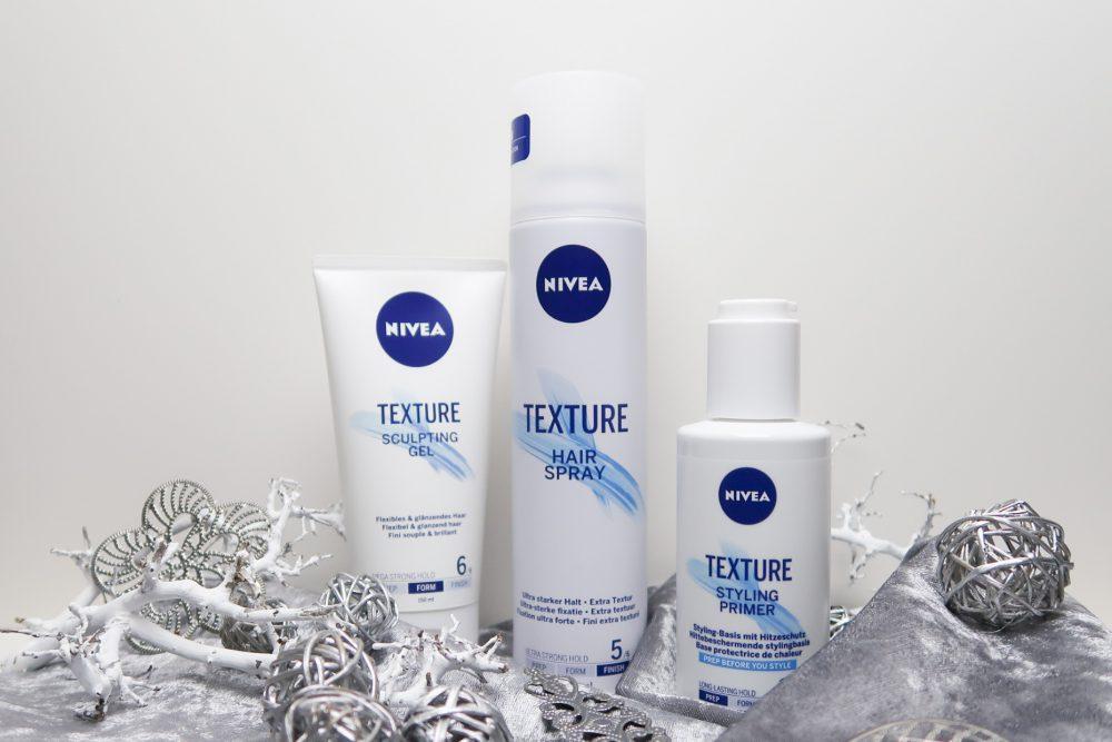 Nivea TEXTURE styling producten voor je haar