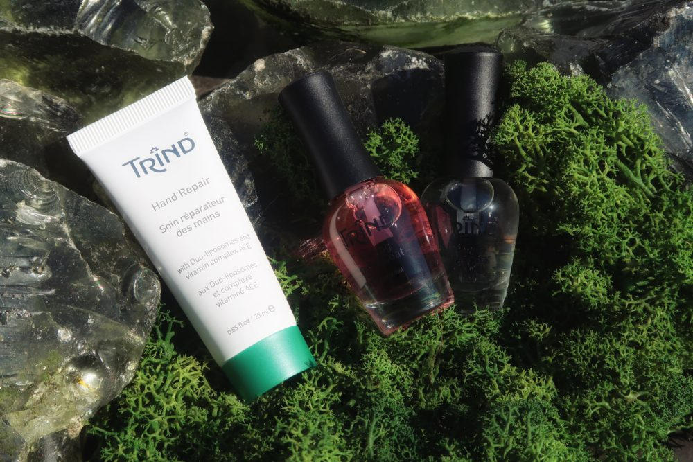 Trind | Back to Nature collectie | Nagelverzorging