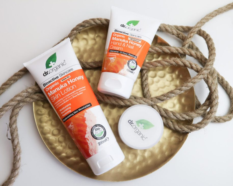 Dr. Organic | Manuka Honey skincare