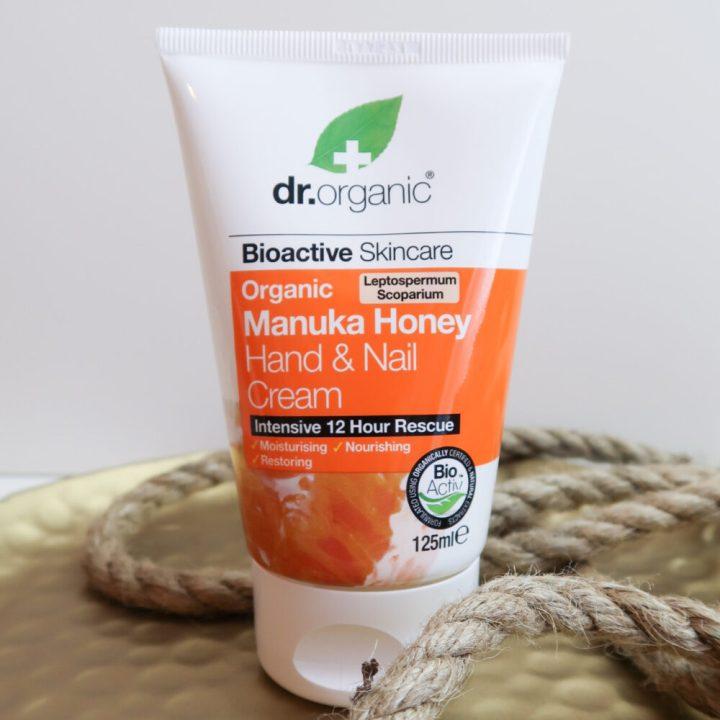 Dr. Organic, honing, honey, bioactive, skincare, Manuka, voedend, crème, beautysome, yustsome,