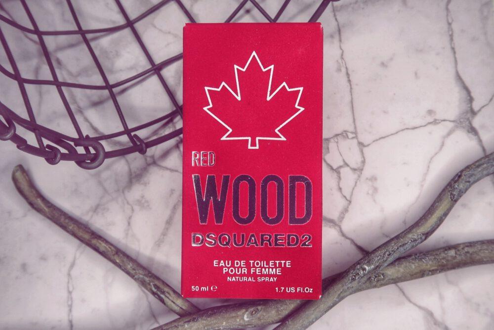 Dsquared2 | Red Wood | EDT voor haar