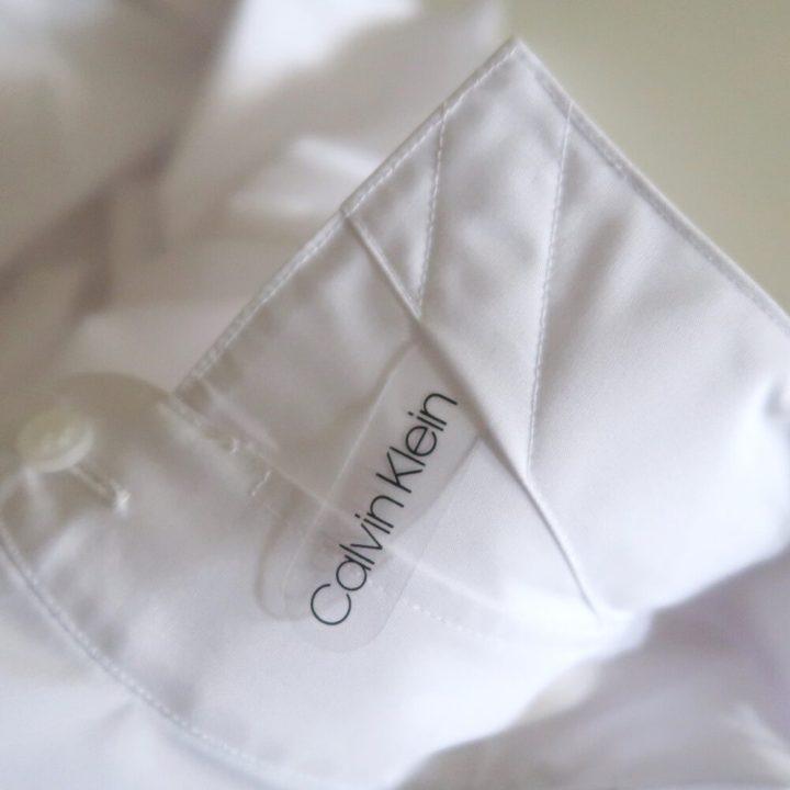 Calvin Klein, overhemd, hemdvoorhem, hemd, hem, herenmode, wit, blouse, gents, blouse, beautysome, yustsome, fashion, 50 plus