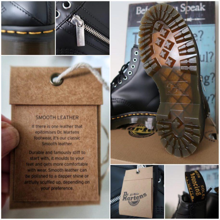 Dr. Martens, Bex, zip, boots, cowboy, motor, laarzen, fashion, 50 plus, stoer, mode, beautysome