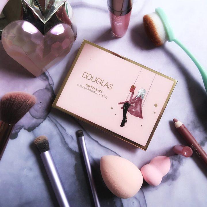 Pretty eyes, Douglas, collection, make-up, mooi, ogen, fonkelend, glitter, nude, oogschaduw, limited edition