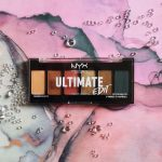 NYX, Ultimate, Edit, petite, shadow, palette, escape, artist, mua, beautysome, make-up, musthaves
