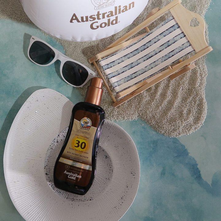Australian, gold, self tanner, gezicht, bruin, zon, uv, bescherming, hennep, weerstand, huid, kinderen, factor, hoog
