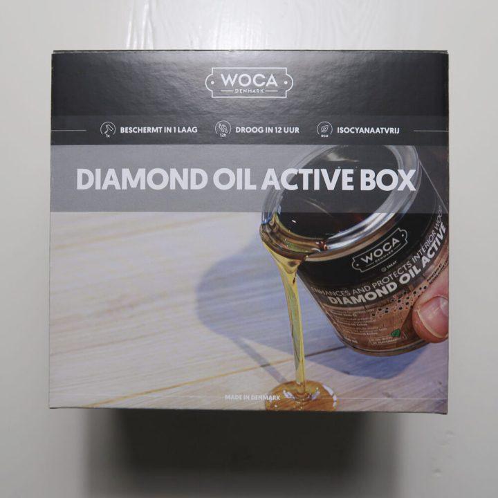 WOCA, meubel, olie, opknappen, white, wash, diamond, oil, active, box, review, tafel, stoel, kast, DIY, beautysome 2