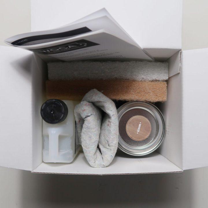 WOCA, meubel, olie, opknappen, white, wash, diamond, oil, active, box, review, tafel, stoel, kast, DIY, beautysome