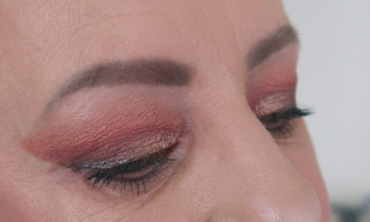 Floral, max and more, oogschaduw, eyeshadow, palette, budgettip, Romance, beauty, blog, review, action, nederland, 8