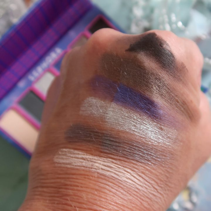 electric, frost, sephora, rome, eyeshadow, blue eyes, beauty, review, beautysome, yustsome, 5