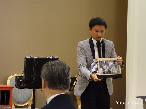 魔術表演_百達翡麗175周年晚宴 009