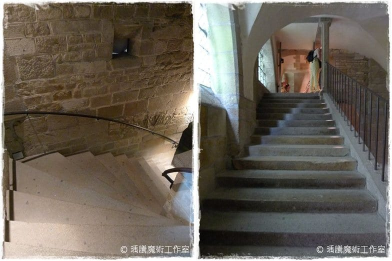 世界遺產_聖米歇爾修道院 024
