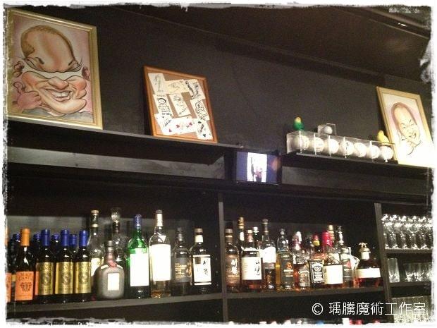 東京銀座魔術酒吧 都都's Bar 007