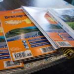 旅行へ向けての準備(訪問地を地図でチェック) – 2011 France 準備編 No.3 –