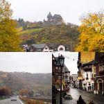 ドイツと飛び地巡り2015年秋 第13回:ライン渓谷ドライブ