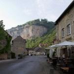 Baume-les-Messieurs(ボーヌ・レ・メッシュー)- フランスで最も美しい村巡り2011 No.37 -★★★★★