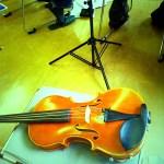 ヴァイオリンな日曜日