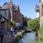 Veules-les-Roses(ヴーレ・レ・ローズ)- フランスの最も美しい村巡り2018 No.1 -★★★★☆