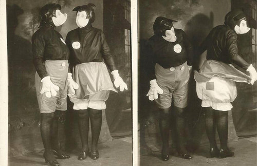 1930年代のミッキー