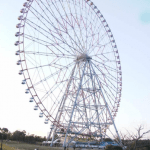 日本一高い観覧車葛西臨海公園