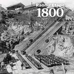 フランスのジェットコースターの原型Raon-l'Etape 採石場