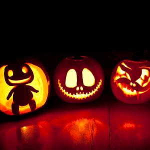 かぼちゃとハロウィン