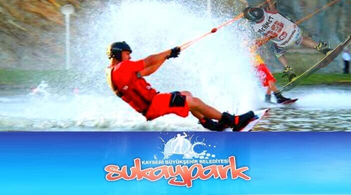 Kayseri Sukaypark Yüzme Havuzu ve Su Kayağı Parkı