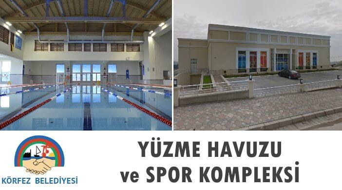 Körfez Belediyesi Kapalı Yüzme Havuzu ve Spor Kompleksi