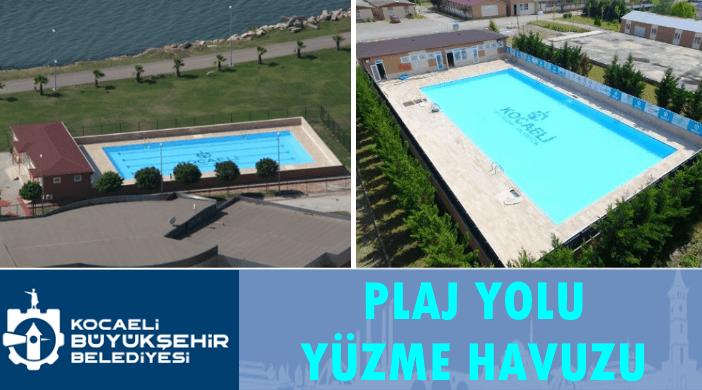 Kocaeli Büyükşehir Belediyesi İzmit Plaj Yolu Açık Yüzme Havuzu