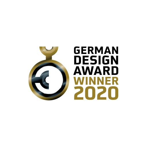 German Design Award 2020 logo