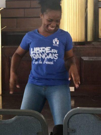 La Danse du français au Ghana