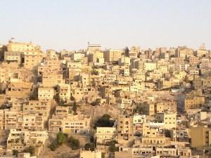 Architecture, Amman, Jordanie