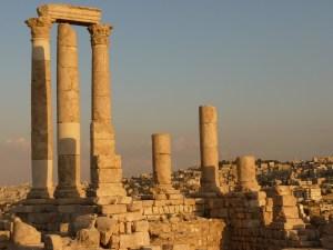 Colline de la Citadelle, Amman, Jordanie