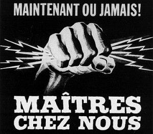 révolution tranquille 1962