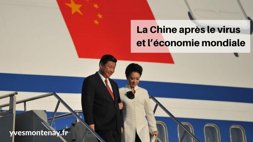 La Chine après le virus et l'économie mondiale