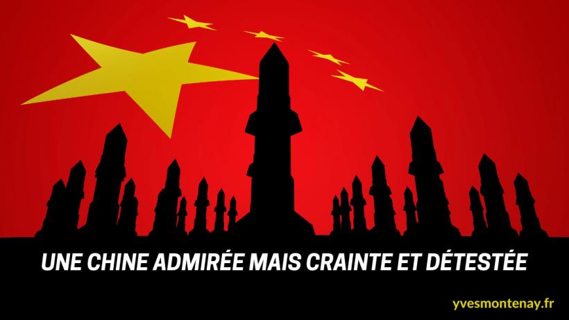 Une Chine admirée mais crainte et détestée