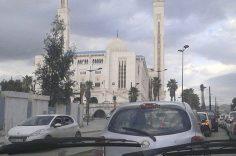 Foto scattata da Giuseppe Catania nel corso del suo soggirno lavorativo in Algeria