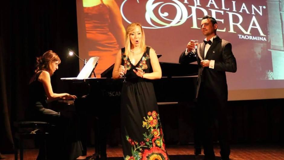 Carmen Salamone, il soprano licodiese che sogna il Metropolitan di New York