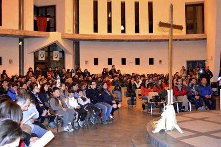Adrano, la Festa del pedono nella parrocchia di San Paolo