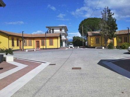 Sferro, piazza Grippa