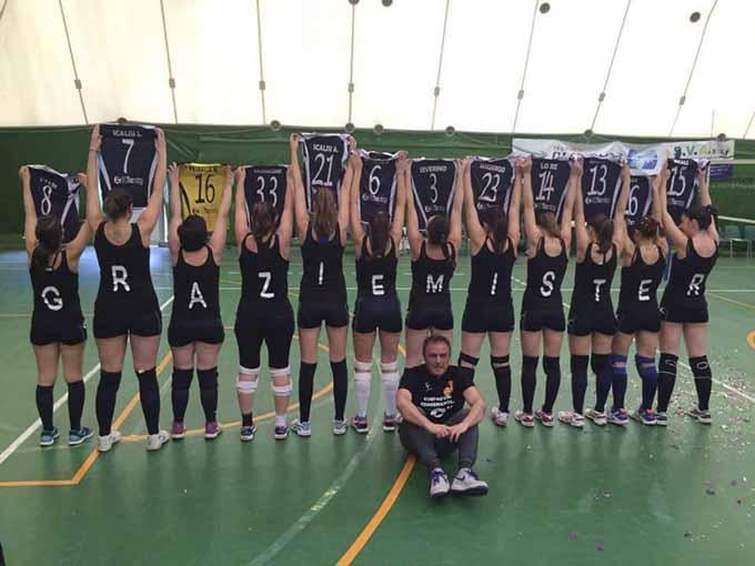Pallavolo Serie D: San Giuseppe Adrano vince l'ultima gara e consacra il primo posto