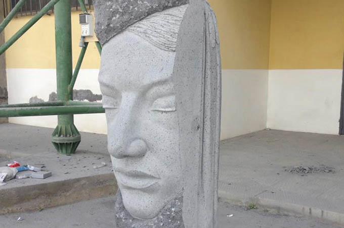 """Belpasso, giovedì conclusione del Simposio di scultura """"Oro nero dell'Etna"""""""