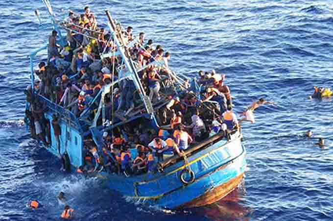 Catania, fermati tre scafisti per lo sbarco di migranti di ieri