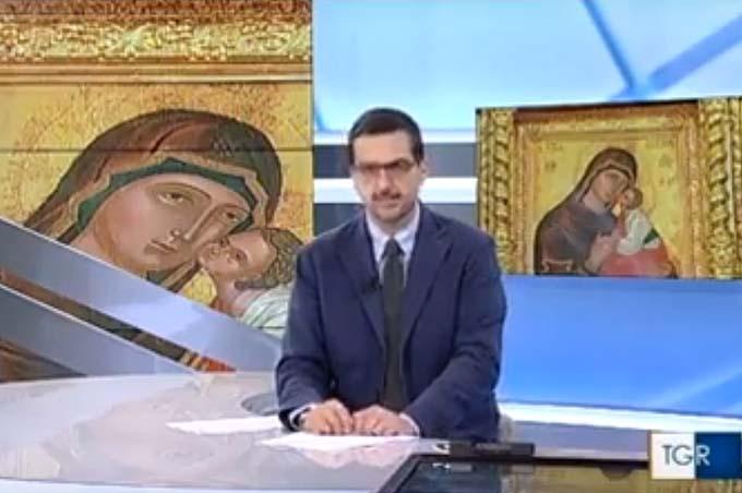 Biancavilla, telecamere della Rai puntate sulla Madonna dell'Elemosina