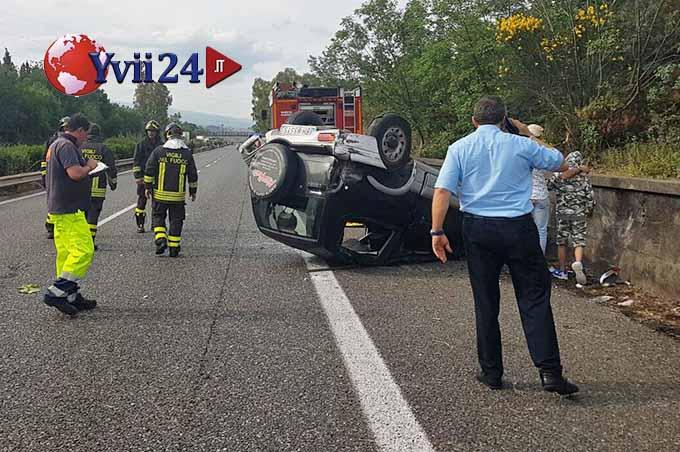 A18 Catania-Messina: incidente mortale