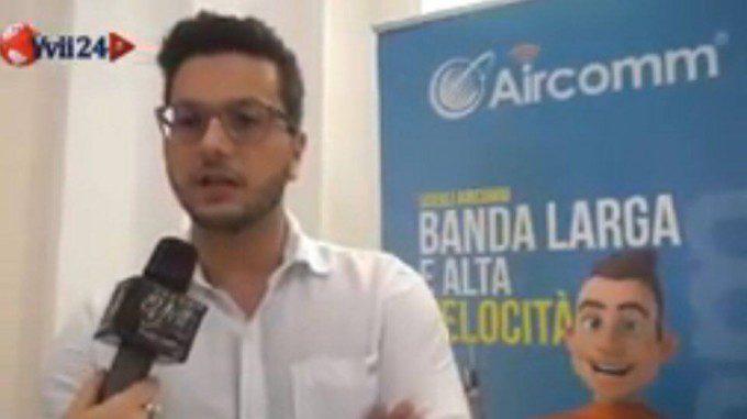 Calcio, Promozione:  è Aircomm il nuovo main sponsor dell'Adrano