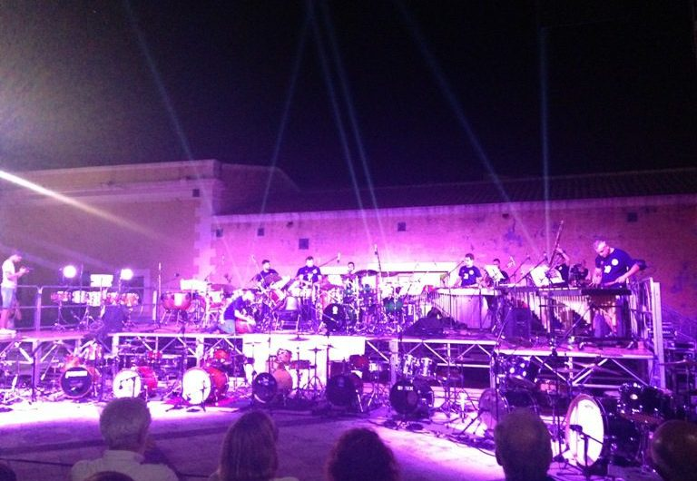 Biancavilla, il batterista Dave Weckl in concerto a Villa delle Favare